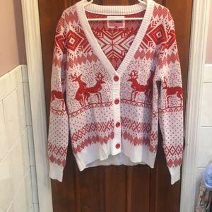 Naughty Christmas Sweater